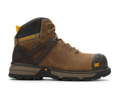 "Men's Caterpillar Excavator 6"" Superlite Waterproof Work Boots"