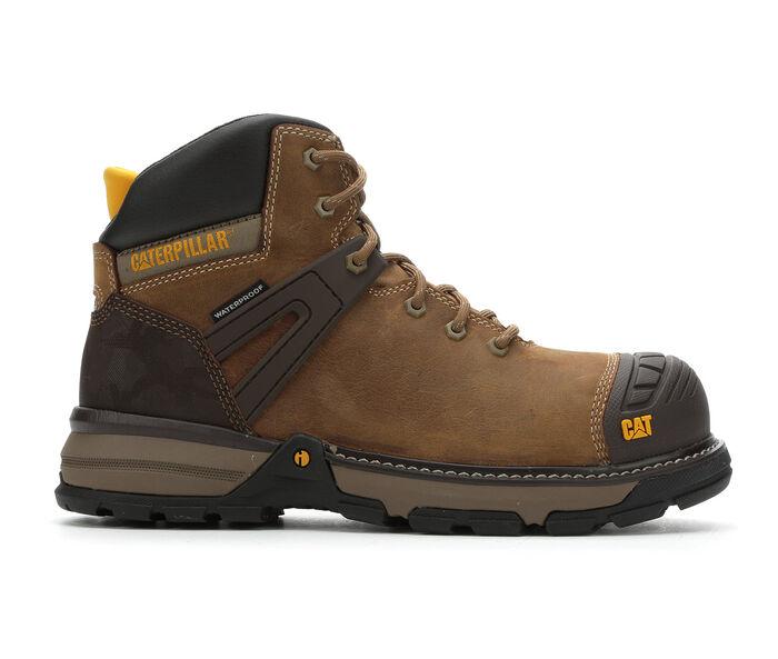 """Men's Caterpillar Excavator 6"""" Superlite Waterproof Work Boots"""