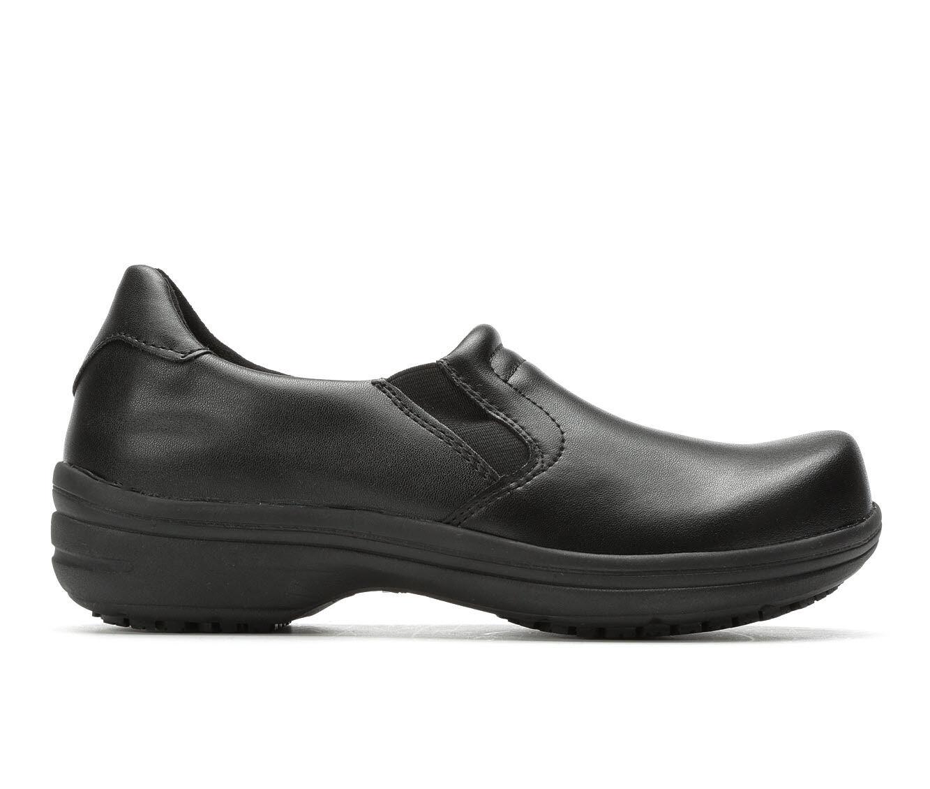 Women's Easy Works by Easy Street Bind Slip-Resistant Black