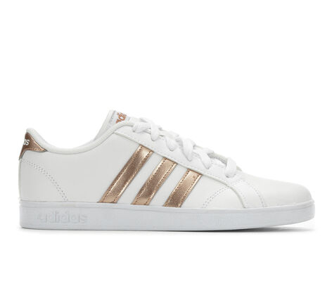 Girls' Adidas Baseline K Girls 11-7 Sneakers