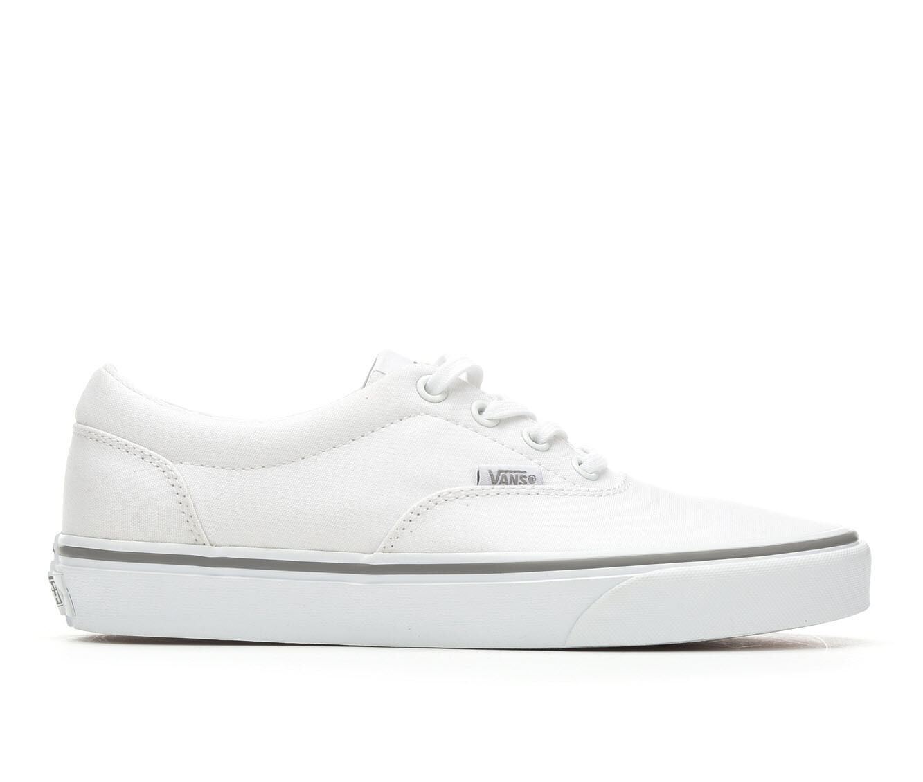 Women's Vans Doheny Skate Shoes White