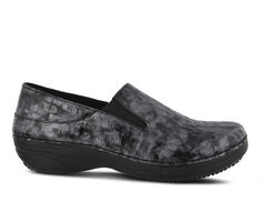 Women's SPRING STEP Manila Croco Safety Shoes