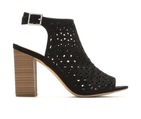 Women's Madden Girl Beverly Heeled Booties