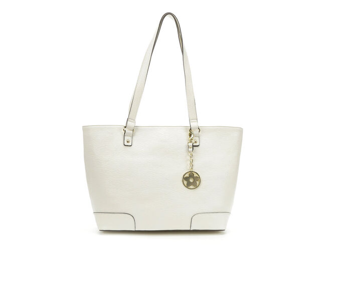 Bueno Of California Tote with Fob Handbag