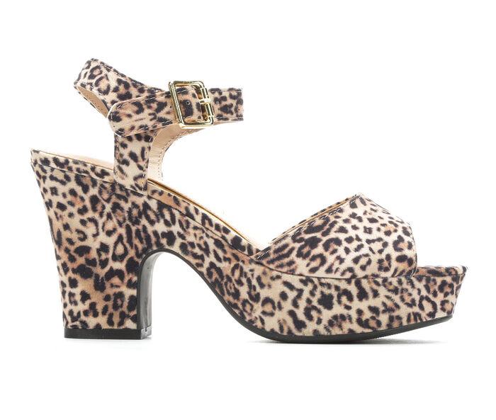 Women's Sugar Eclectik Platform Heeled Sandals