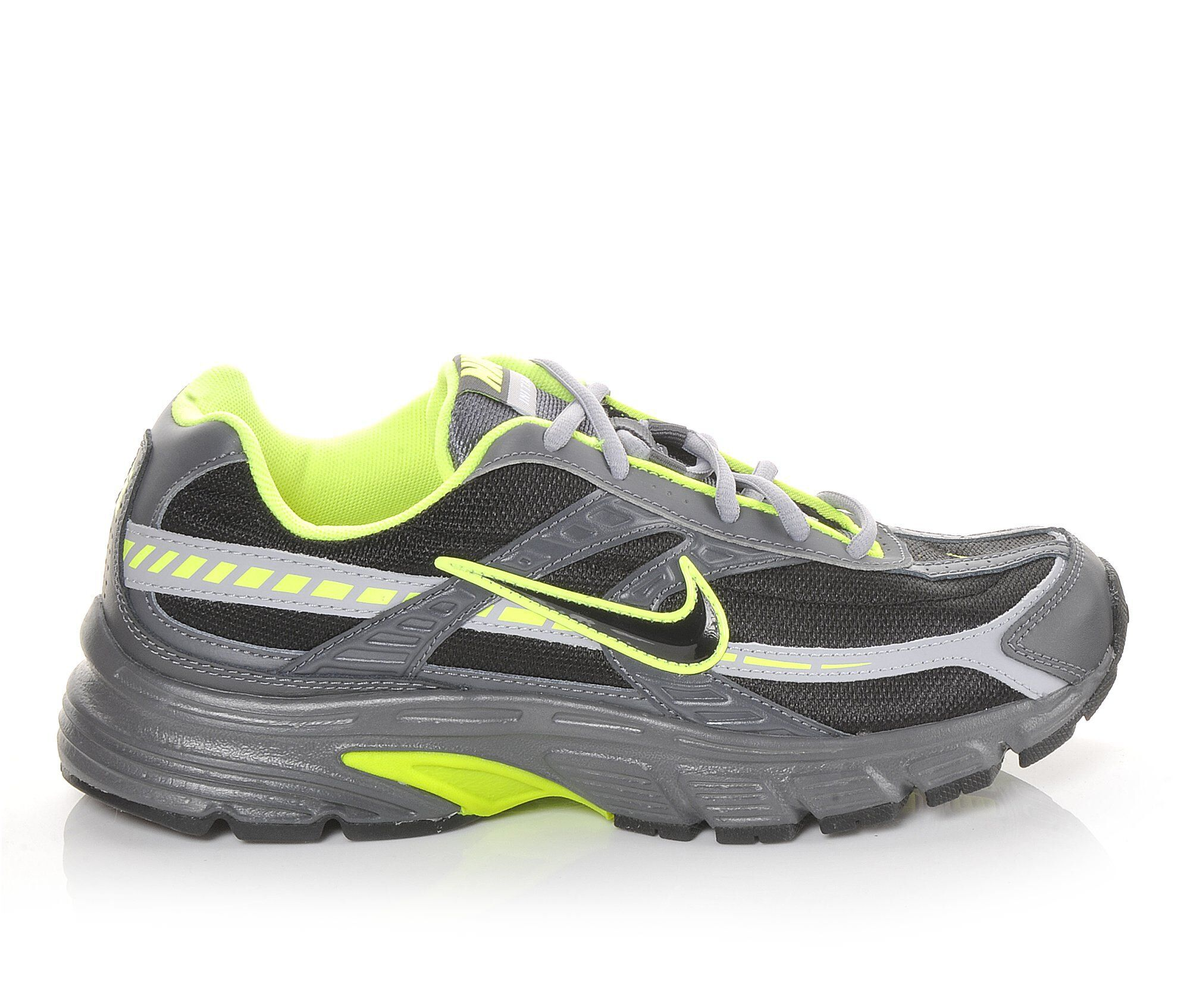Men's Nike Initiator Running Shoes Blk/Gry/Volt