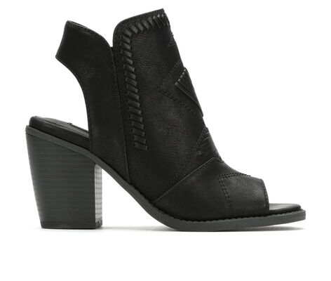Women's David Aaron Carleigh Heeled Booties