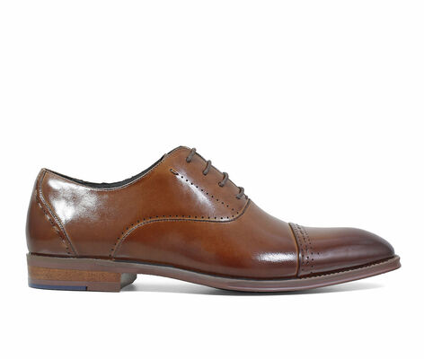 Men's Stacy Adams Barris Cap Toe Oxford Dress Shoes