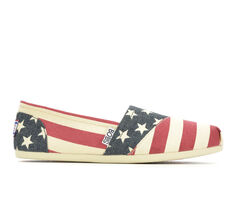 Women's BOBS Lil Americana 33895 Canvas Shoes