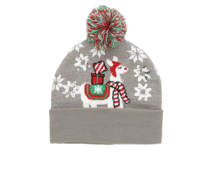 Capelli New York Christmas Hat Beanie