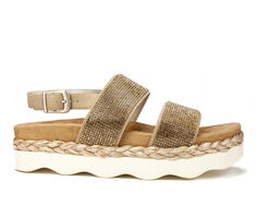 Women's White Mountain Austin Flatform Sandals