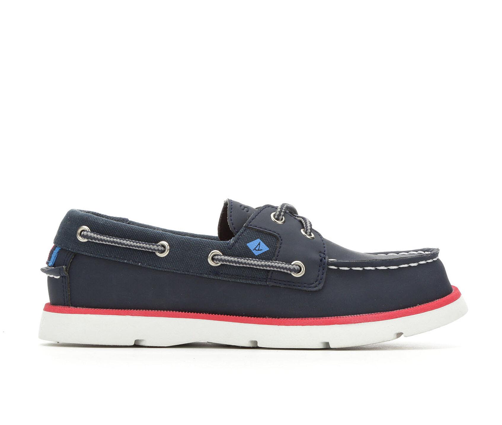 36008f0ef75c Boys' Sperry Little Kid & Big Kid Leeward Sport Boat Shoes | Shoe ...