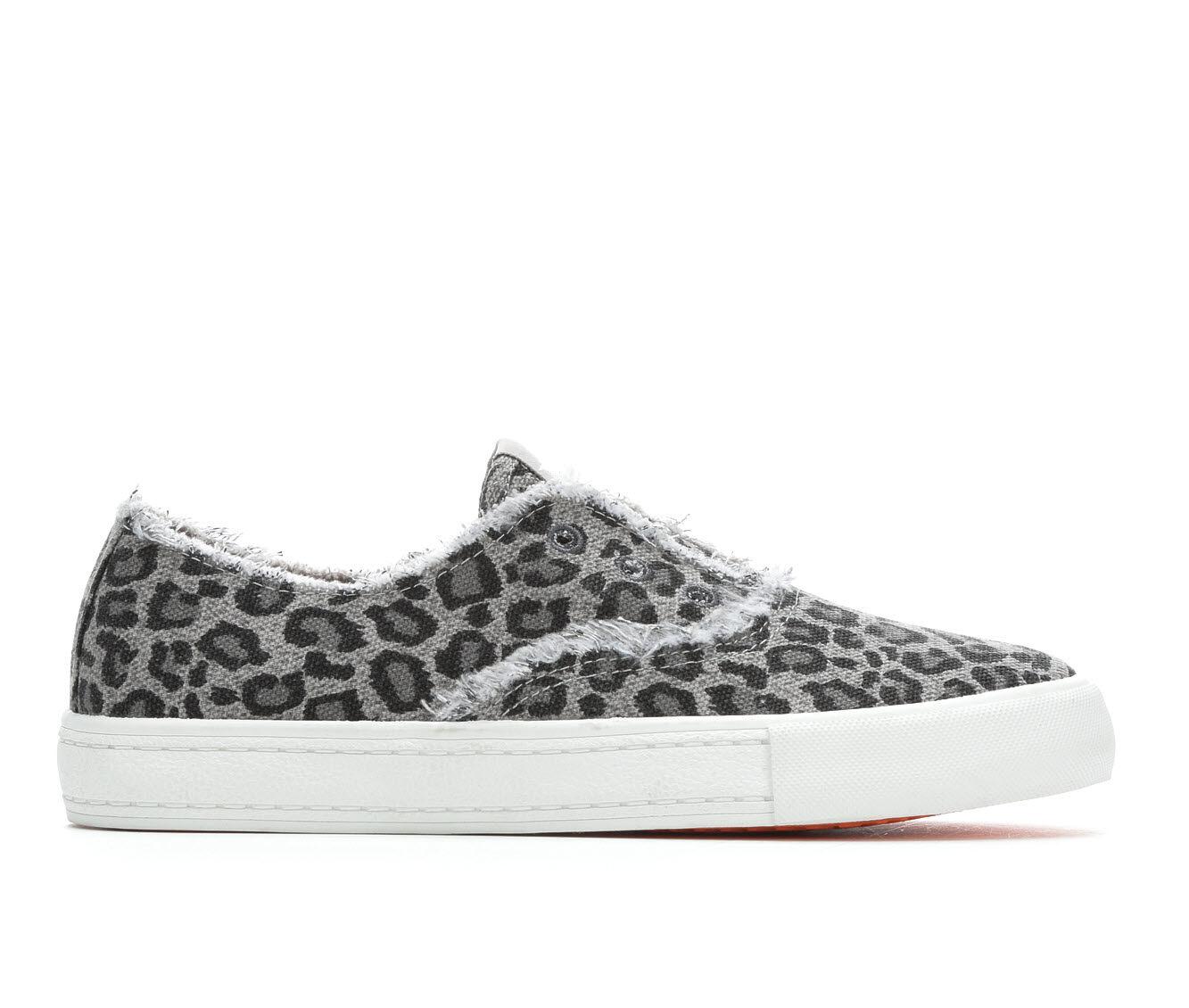 Women's Rocket Dog Afina Sneakers Grey Leopard