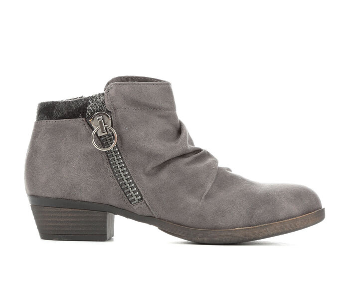 Women's Sugar Trust Me Ruched Booties