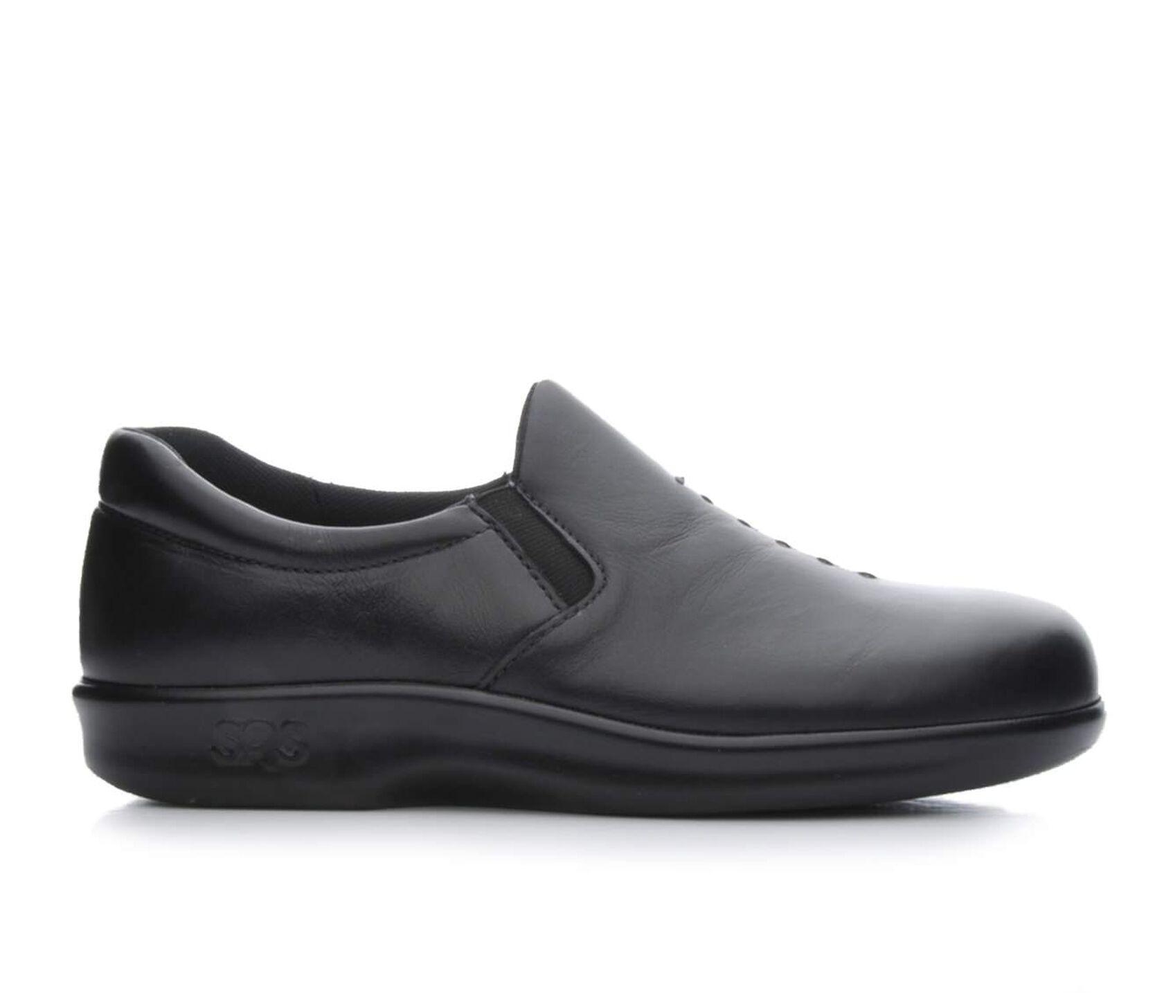 Sas Womens Black Shoes Size