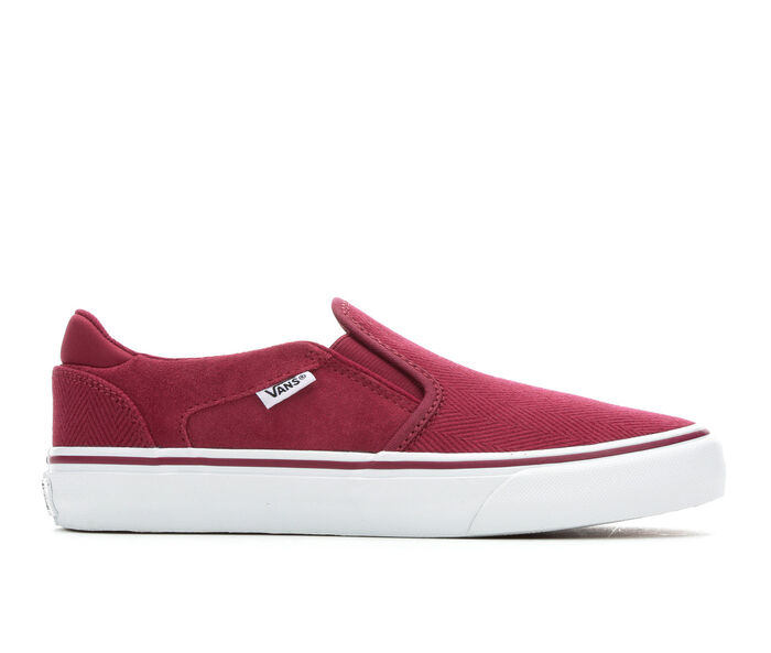 Women's Vans Asher Deluxe Skate Shoes