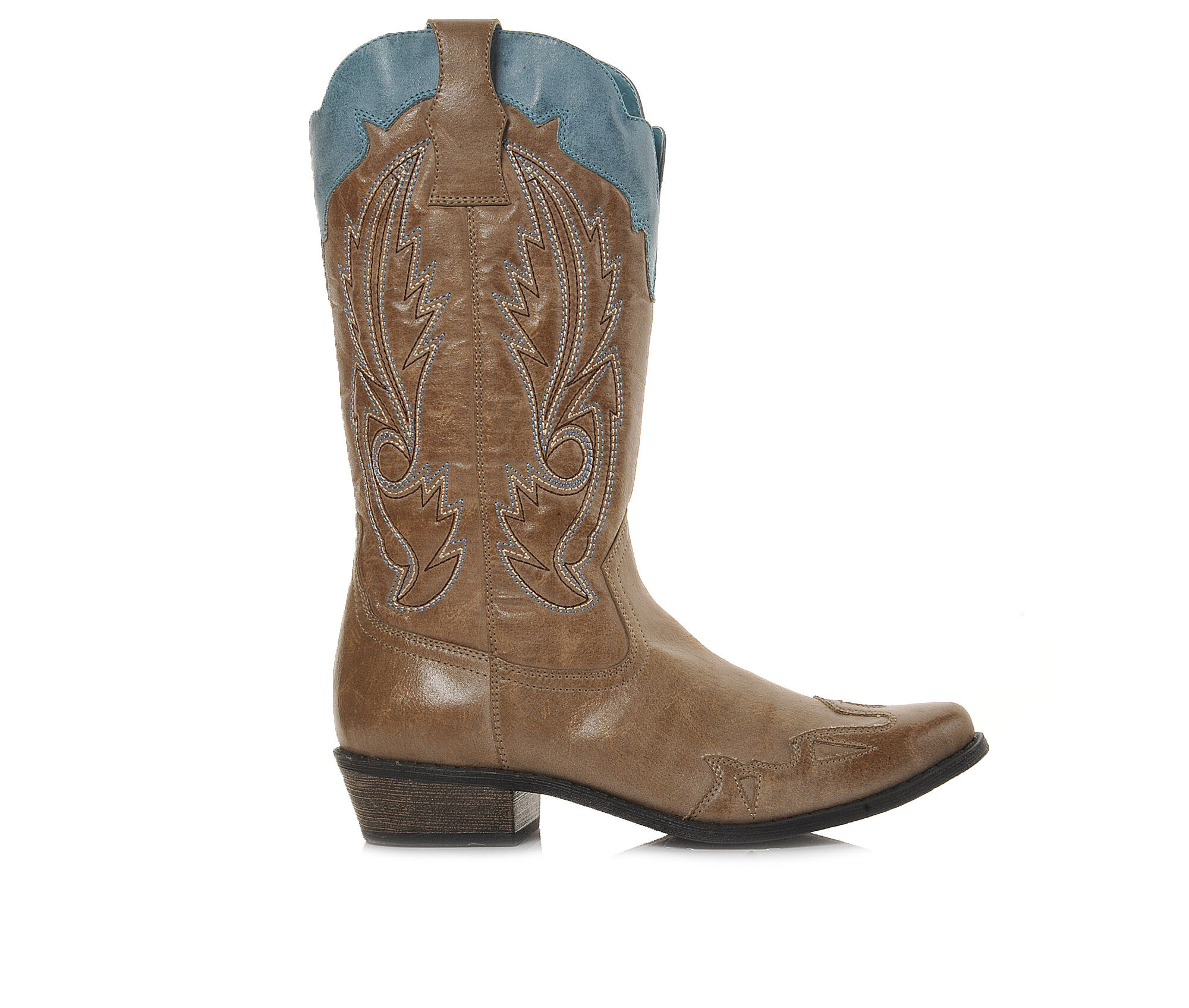 Images. Women's Coconuts Cimmaron Western Boots