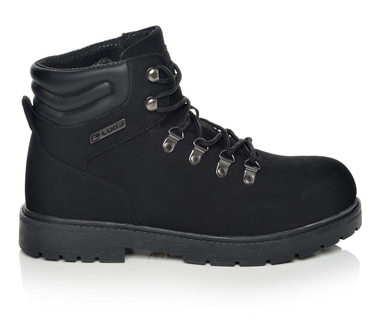 Men's Lugz Grotto Boots Black