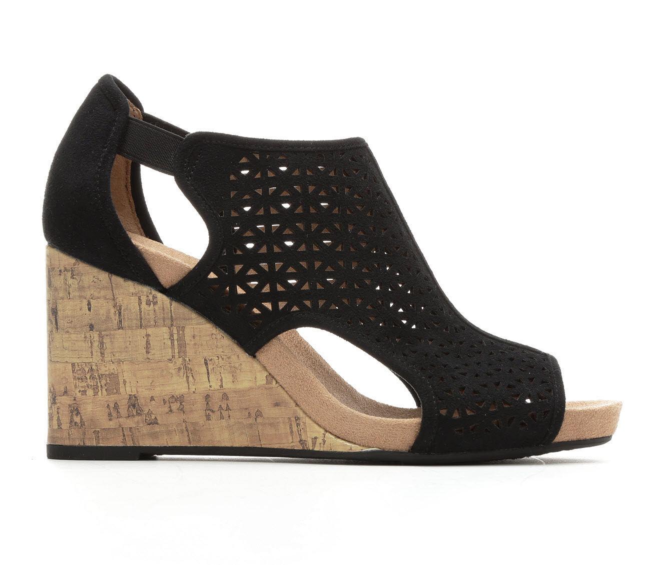 Women's LifeStride Hinx2 Dress Shoes Black
