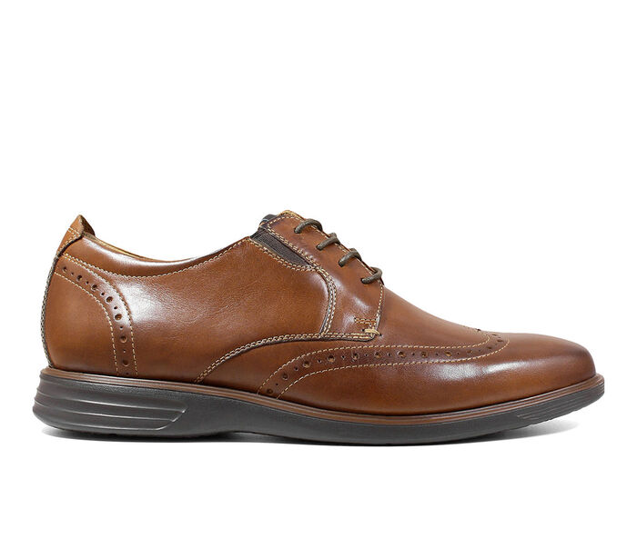Men's Nunn Bush New Haven Wing Tip Oxford Dress Shoes