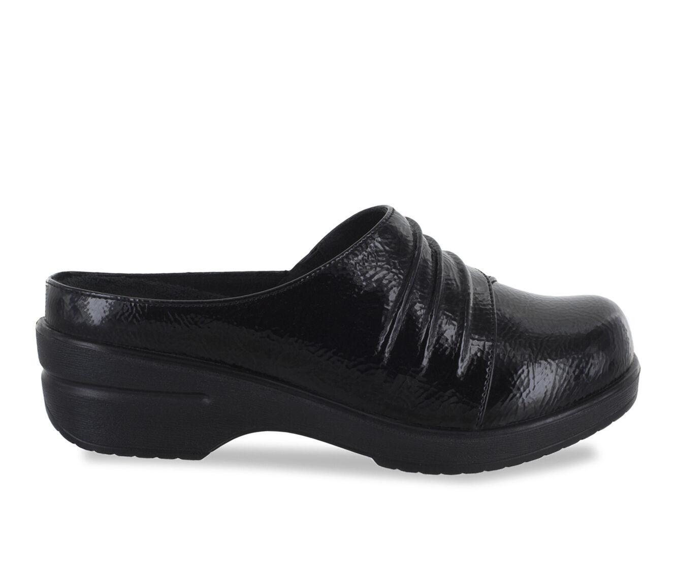 Women's Easy Street Oren Shoes Black Patent