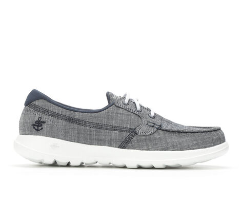 Women's Skechers Go Go Walk Isla 15433 Boat Shoes