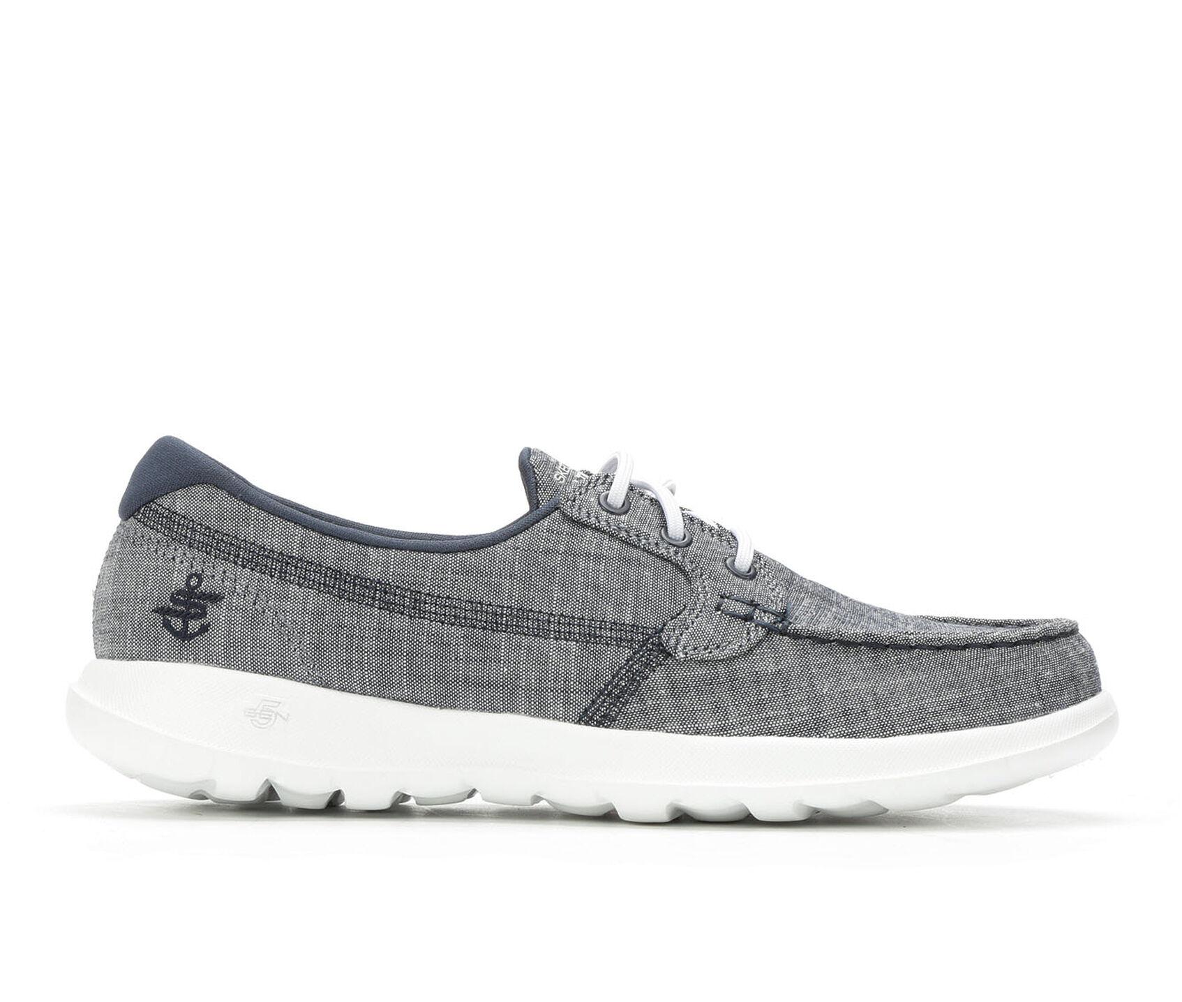 Skechers Go Walk Womens Boat Shoes
