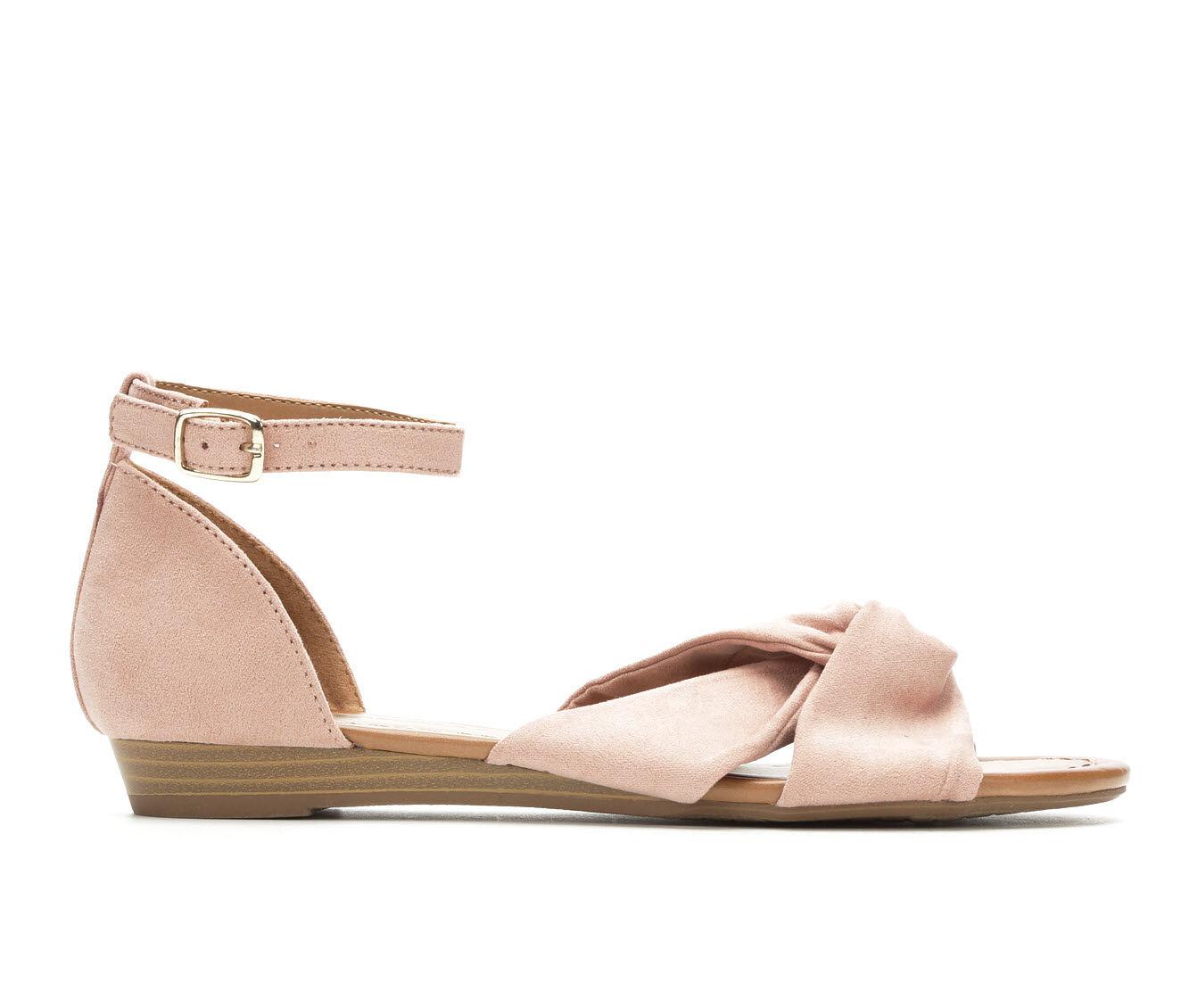 Outlet UK Women's Makalu Natty Strappy Sandals Mauve