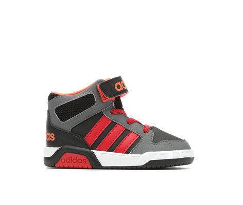 Boys' Adidas Infant BB9TIS High Top Basketball Shoes