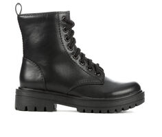 Women's Soda Firm Combat Boots