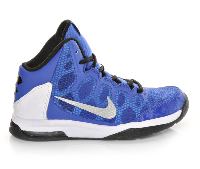 Boys' Nike Without A Doubt 3.5-7 Basketball Shoes