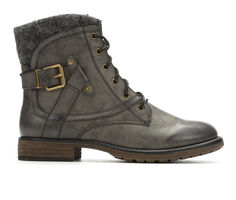 Women's Rampage Jeri Combat Boots