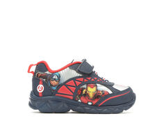 Boys' Marvel Toddler & Little Kid Avengers Light-Up Sneakers