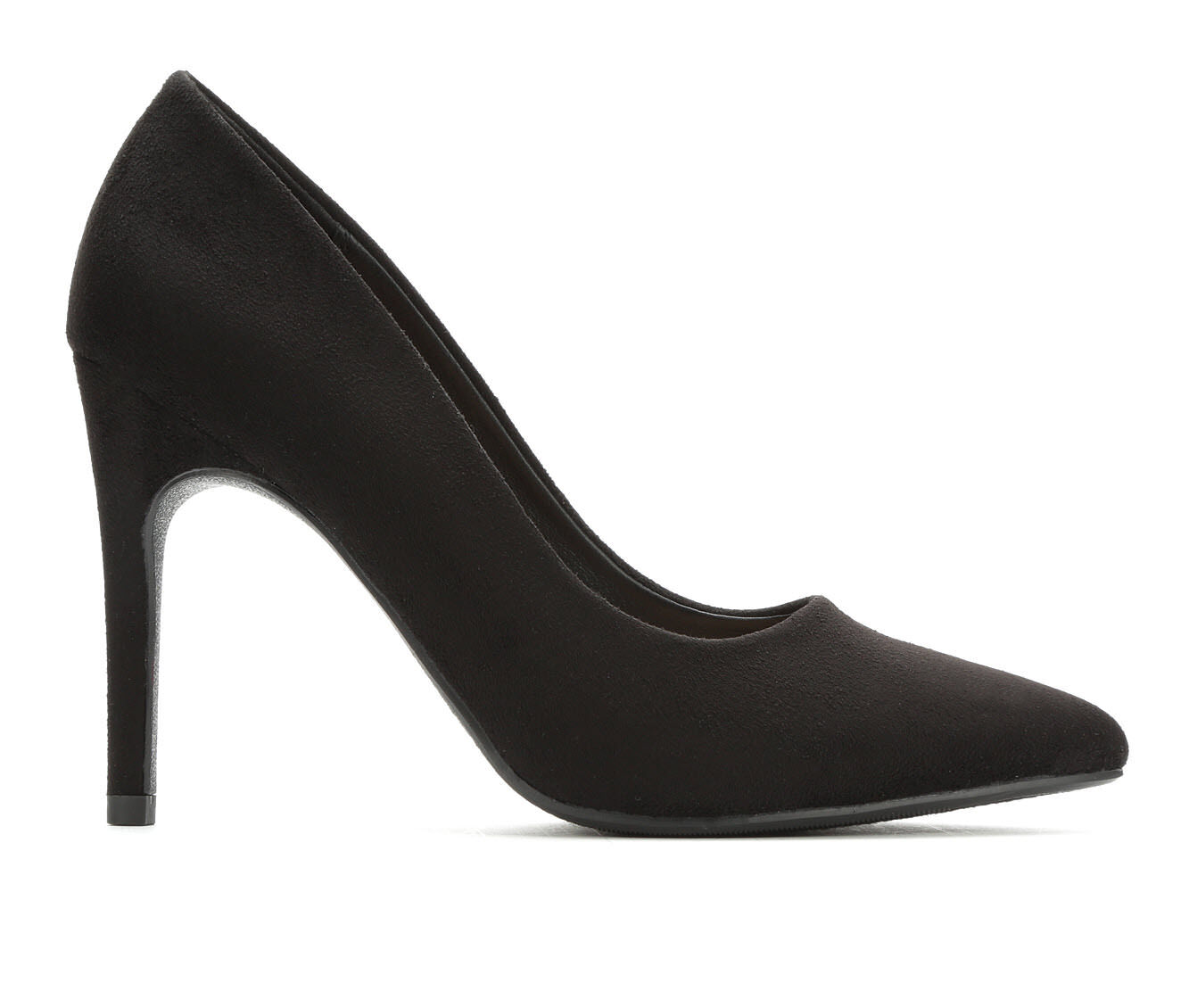 Women's Y-Not Euclid Pumps Black Micro