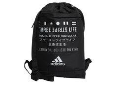Adidas Amplifier Blocked Sackpack Drawstring Bag