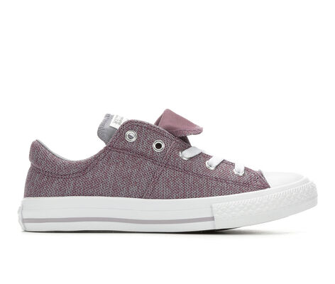 Girls' Converse CTAS Maddie Salt & Pepper Sneakers