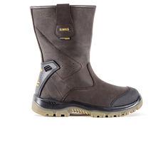 Men's DeWALT Titanium Steel Toe Waterproof Pull On Work Boots
