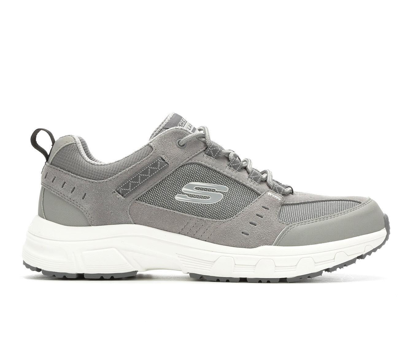 Skechers Mens Oak Canyon Walking Shoes Relaxed Fit Memory