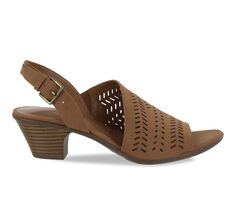 Women's Easy Street Goldie Heeled Sandals
