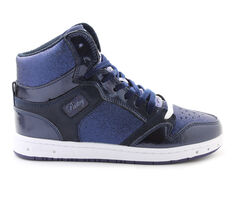 Women's Pastry Glam Pie Glitter High Top Sneakers