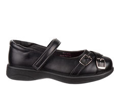 Girls' Petalia Toddler Two Buckle School Shoes
