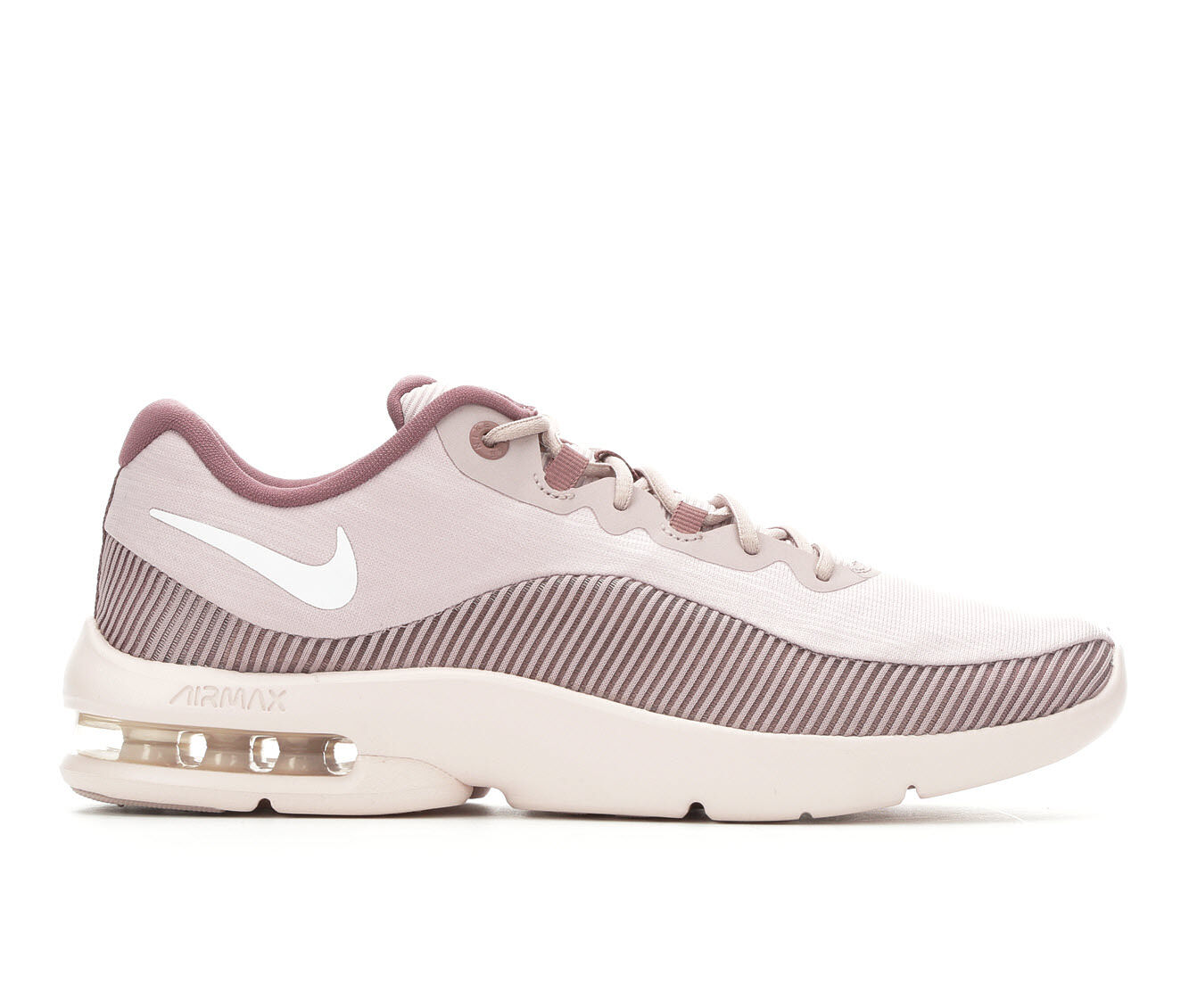 Products Hot Sale Women's Nike Air Max Advantage 2 Running Shoes Rose/Wht/Mauve