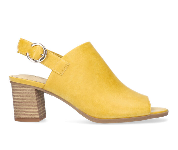 Women's Easy Street Anarose Peep Toe Heels