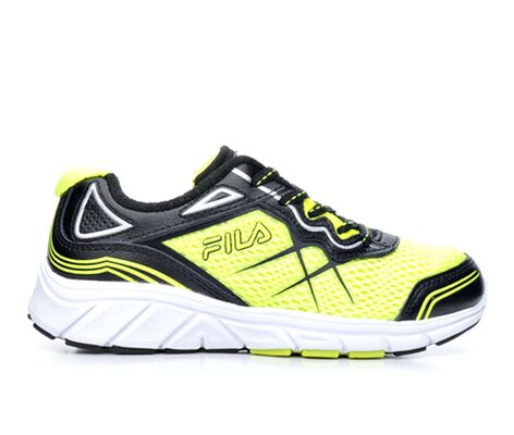 Boys' Fila Panorama 10.5-7 Running Shoes