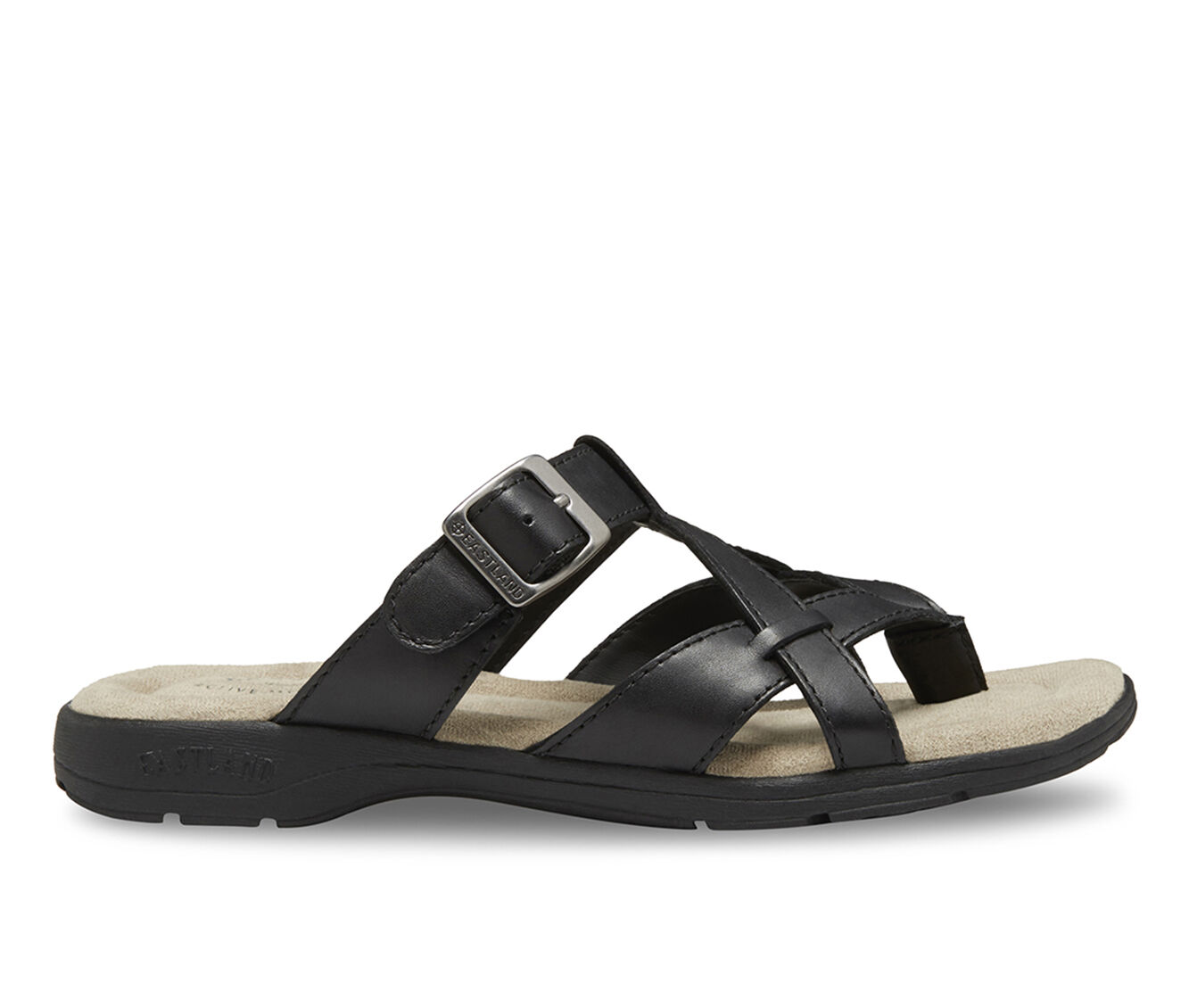 great deals Women's Eastland Pearl Sandals Black