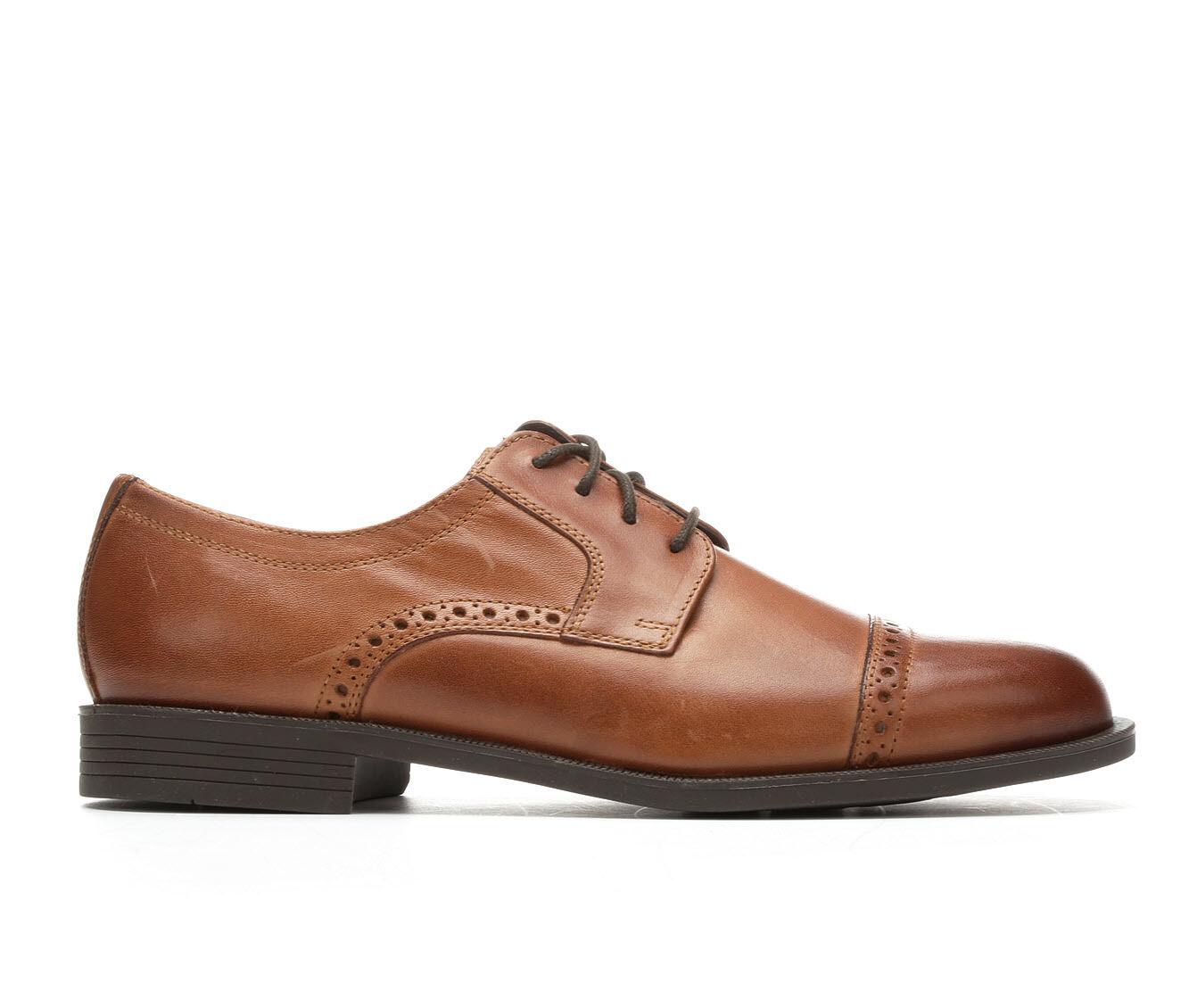 Men's Cole Haan Dustin Brougue II Dress Shoes British Tan