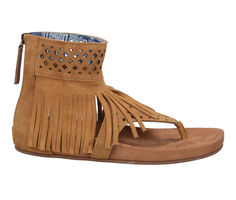 Women's Dingo Boot Heat Wave Footbed Sandals