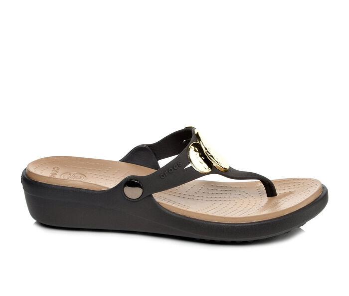 Women's Crocs Sanrah Embellished