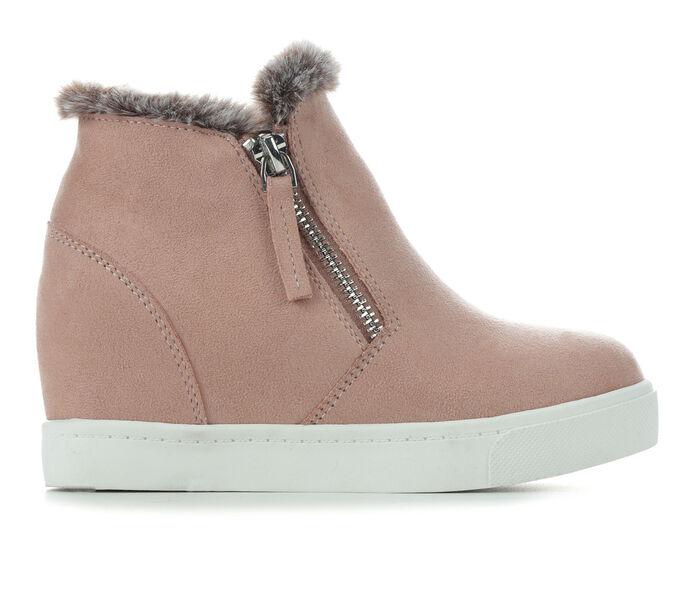 Girls' Soda Little Kid & Big Kid Tiffany Hidden Wedge Sneaker Boots