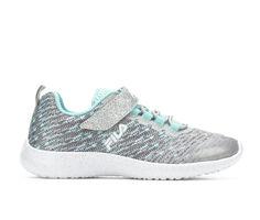 Girls' Fila Little Kid & Big Kid Overfuel 2.5 Running Shoes
